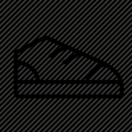 foot, run, shoe, sneaker, sport, wear icon