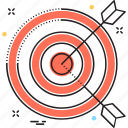 business target, crosshair, focus, goal, target icon