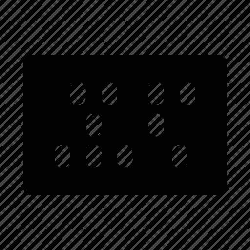 Drumpattern, midi, offbeat, pattern icon - Download on Iconfinder