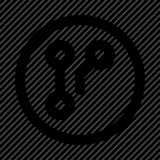 Board Digitalization Electric Electrical Icon