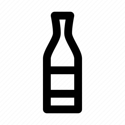 bottle, cava, drink, party, wine icon