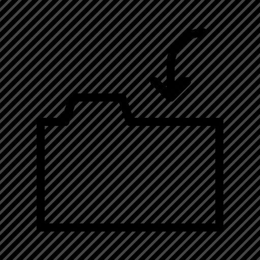 files, folder, importer, software icon