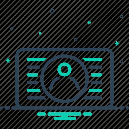 achievement, certificate, document, license, permit, warranty icon