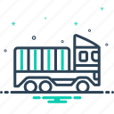 carriage, container, roadster, transport, transportation, wagon icon