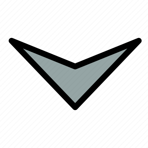 Arrow, down, next icon - Download on Iconfinder