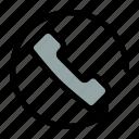 answer, call, phone