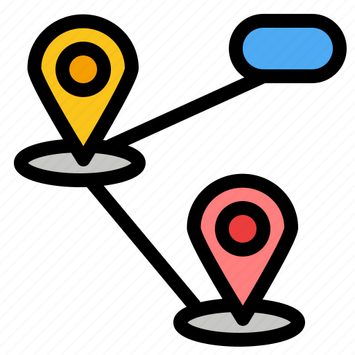 Gps, location, map icon - Download on Iconfinder