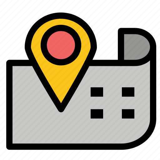 Location, map, navigation icon - Download on Iconfinder