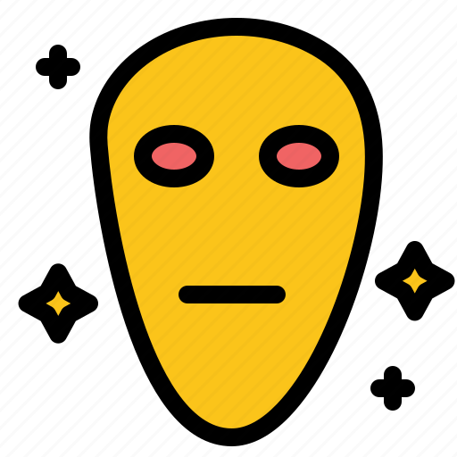 Alien, galaxy, space icon - Download on Iconfinder