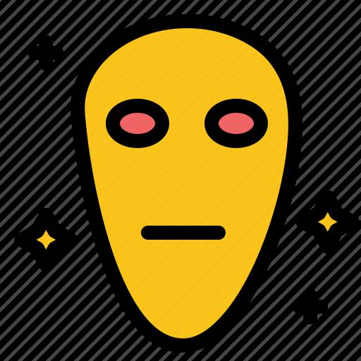alien, galaxy, space icon