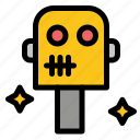 robot, space, suit icon