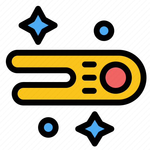 Astronomy, comet, space icon - Download on Iconfinder