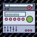 component, module, rack, sound, studio