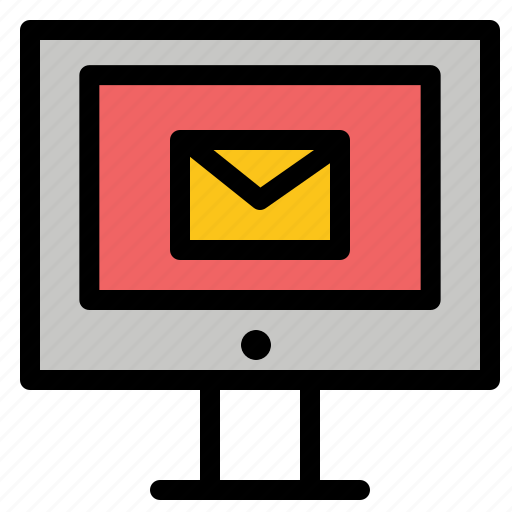 Chat, computer, mail, service icon - Download on Iconfinder