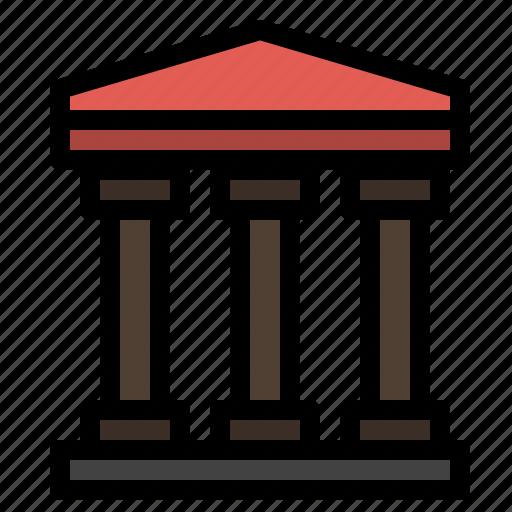 bank, cash, user icon