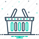 basket, buy, buying, cart, purchase, shopping icon