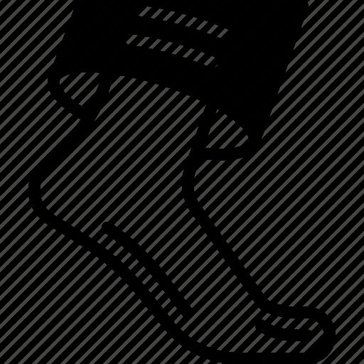 Barefoot, foot, footstep, heels, leg, posture, shank icon - Download on Iconfinder