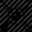 gun, marksman, sharpshooter, target, tirailleur icon