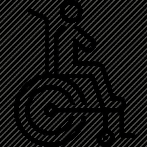 accommodation, disability, reasonable icon