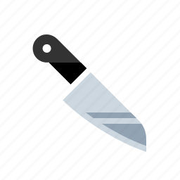 butcher, chef, cook, cut, kitchen, knife, meat icon