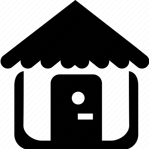 furniture, home, hut, property, shack icon