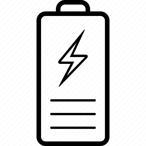 battery, charge, mobile, power icon