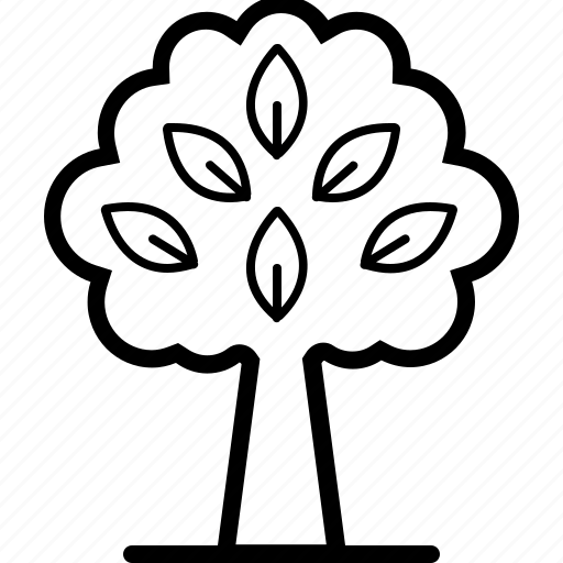 Environment, plant, spring, tree icon - Download on Iconfinder