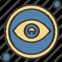 eye, miscellaneous, view, visibility