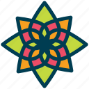 miscellaneous, flower, decorative, pattern