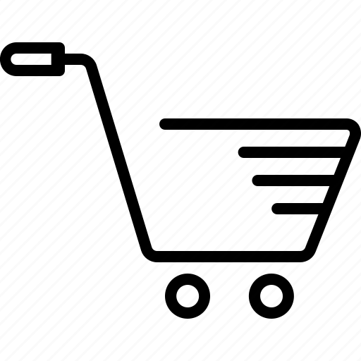 Basket, cart, ecommerce, purchase, shopping cart, supermarket, trolley icon - Download on Iconfinder