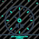 am, ante meridiem, countdown, morning, timepiece, timer, watch icon