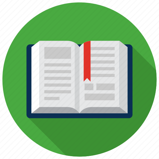 book, knowledge, learning, read icon
