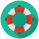 lifebuoy, rescue icon