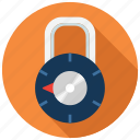 lock, padlock, safe icon