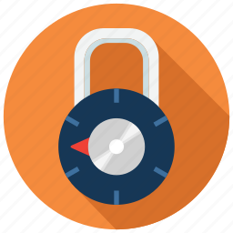 lock, padlock, safe icon