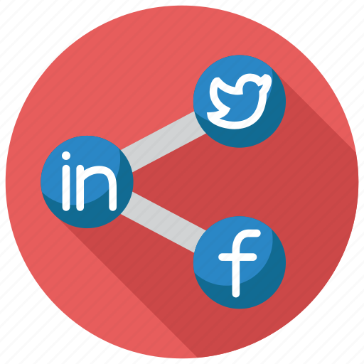 Media, social, network, share icon - Download on Iconfinder