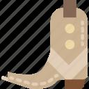 boot, footwear, shoe icon