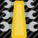 repair, spanner, tool icon
