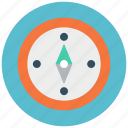 compass, navigation, safari, travel icon icon
