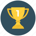 achievement, award, trophy, winner icon icon
