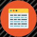code, coding, optimization, page, seo, web, website icon icon