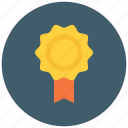 award, medal, star icon icon