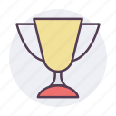 achievement, award, badge, medal, reward, star, trophy icon icon