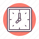 alarm, alert, clock, event, history, schedule, time, watch icon icon