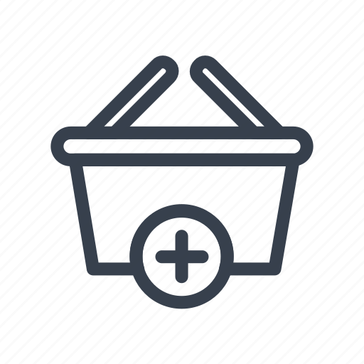 basket, buy, item, online, purchase, store icon