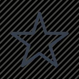 badge, celebrity, sheriff, star icon