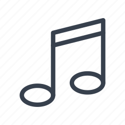 composition, music, musical, notes, sheet icon