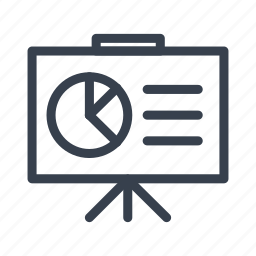 analytics, chart, circular, data, diagram, marketing, pie icon