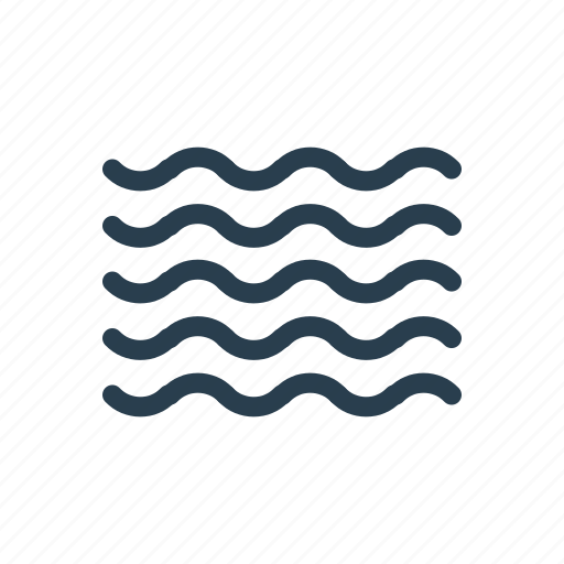 beach, lake, ocean, pond, pool, sea, water icon