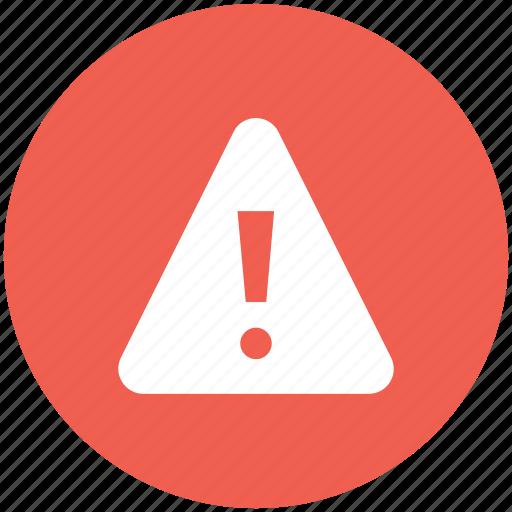 alert, caution, error, warning icon icon